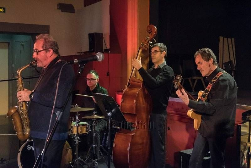 Cotton Club Jazz Band, musique